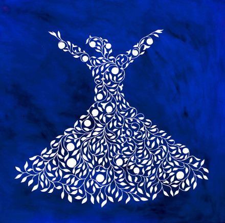 Whirling Arabesque 1